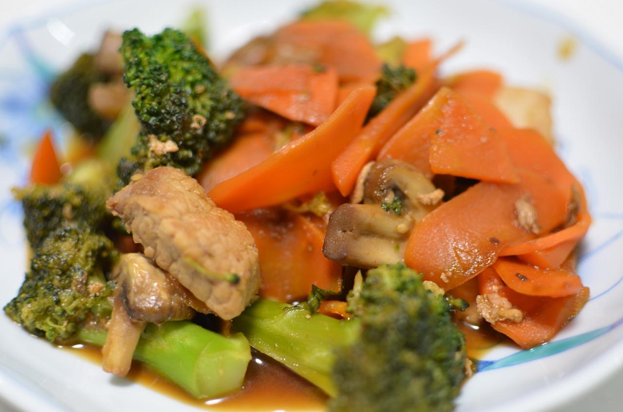 【筋トレ飯】豚肉とブロッコリーのソテー