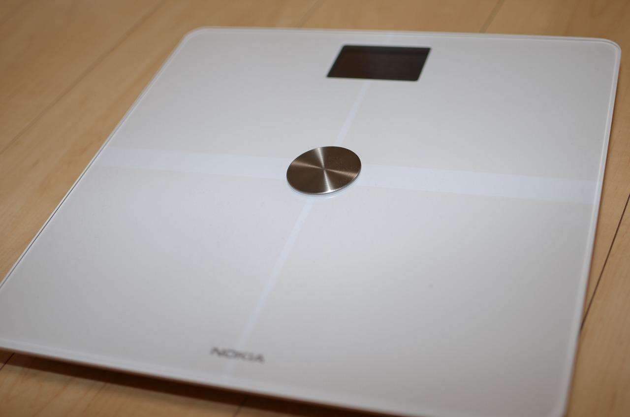Nokia スマート体重計 Body + を買ってみた